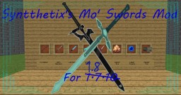 [1.8] [Forge] Syntthetix's More Swords Mod