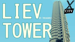 Tower Liev Minecraft Map & Project