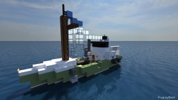 Small Fishing Trawler Minecraft