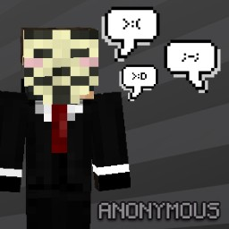 [Bukkit/Spigot] Anonymous - Send messages discreetly! Minecraft Mod