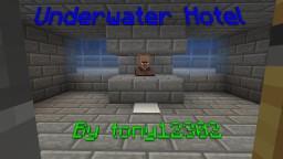 Underwater Hotel Minecraft Map & Project