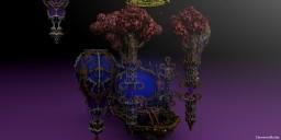 Terrasomnia - ErionCentral Hub Minecraft Project