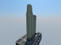 333 North Michigan Avenue, Chicago, IL Minecraft