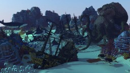 The Kraken's Lair Minecraft Map & Project