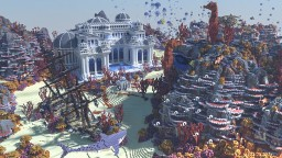 Marititan - The Sunken City of Giants Minecraft Map & Project