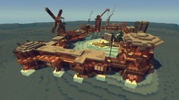 The Atoll ~ Big Build for Island Odyssey Minecraft