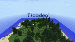 Flooded (Rising Water Level Survival) Minecraft Map & Project