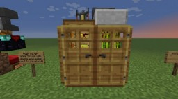 Very small House Minecraft Map & Project