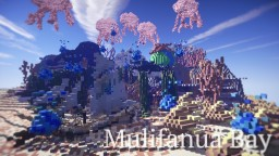 The Mulifanua Bay Minecraft Map & Project