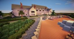 Playboy Mansion (GTAV Version) + Download Minecraft Map & Project