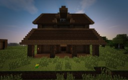 Dovahkiin General Store Minecraft Map & Project
