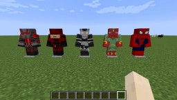 Marvel Universe Mod HELP Minecraft Blog