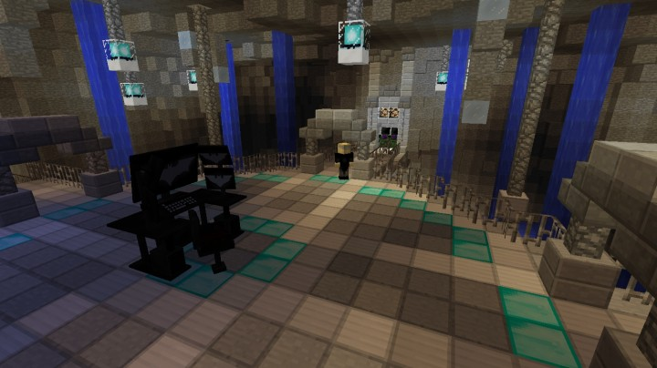 Batman: The Escape Of Arkham ( An adventure map) 1.7.10 ...
