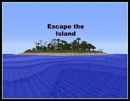 Escape The Island Minecraft Map & Project