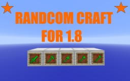 Random Craft V-1.0 for 1.8 (ended) Minecraft Mod