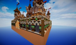 Medieval spawn 50x50 Minecraft Map & Project