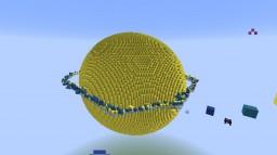 Planets Parkour Minecraft