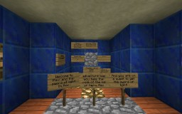 Max and the sword of light! Minecraft Map & Project