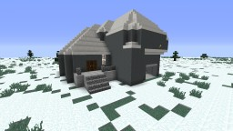 My Aunt's House In Minecraft Minecraft Map & Project