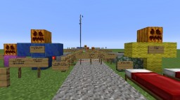 Village Crisis! (A continuing series) Minecraft Map & Project