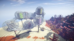 Bubbles - An Underwater Community Minecraft