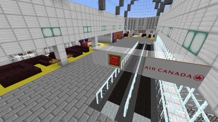 Domestic terminal aka terminal A