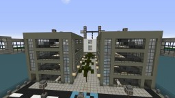 Cruise Ship Terminal v1 Minecraft Map & Project
