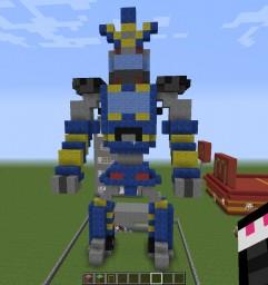 Transform City Minecraft Project