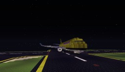 plane Minecraft Map & Project