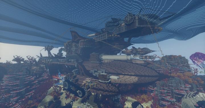 Argonautus Submersive