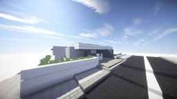 A Minimalist House | FLAC Minecraft Map & Project