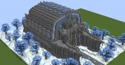Elkmire Ice Citadel Minecraft Project