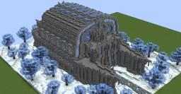 Elkmire Ice Citadel Minecraft
