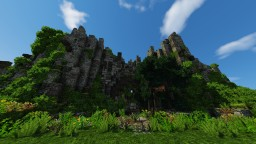 Ruined Castle by Dakrcraft Buildteam! Minecraft