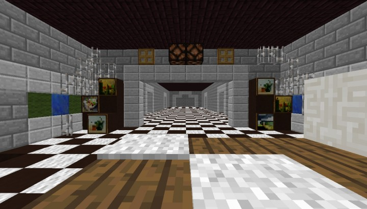 Five Nights At Freddy S Combo Location Minecraft Project