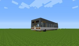 Gta V bus Minecraft Project