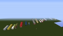 my Vehicle Pack Minecraft Project
