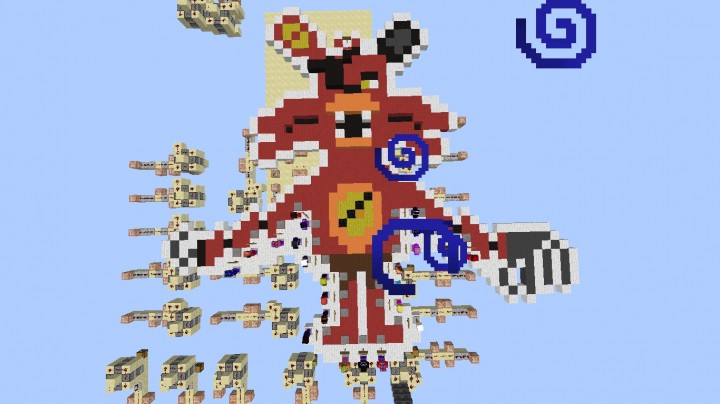 More Characters Foxy