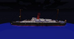 R.M.S. Helena Minecraft Map & Project