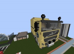 Volvo FH16 2012 [Scandinavia Truck] Minecraft Map & Project