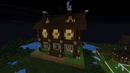 Midieval Home Minecraft Project