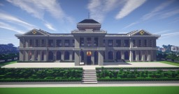 The Istana - Singapore Minecraft Map & Project