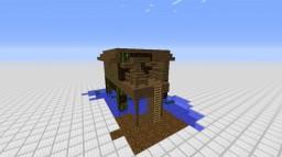 Witch Hut V2 Minecraft Map & Project