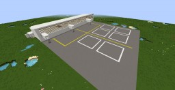 big  minecraft airport