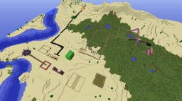 Sprite ThemePark (For Pat And Jen) Minecraft Map & Project