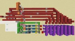 2-4-8 Option Randomizer / Binary Decoder V2 Minecraft Map & Project