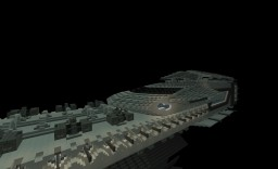 Space Quack - A Big Spaceship Minecraft Project