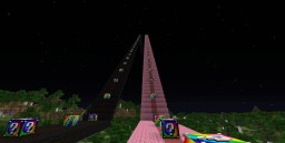 Popularmmos Lucky Block Race Minecraft Map & Project