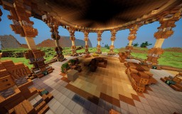 Factions Spawn | AtlantisArchitecture Minecraft Map & Project