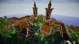 Minecraft ServerSpawn HD + Map Download Minecraft